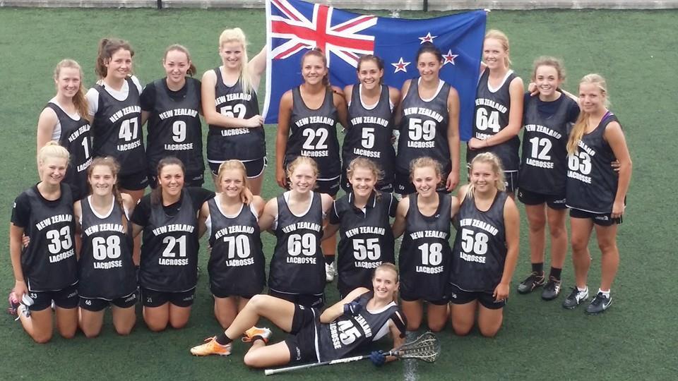 2015 New Zealand Women's U19 World Championships Squad Announcement