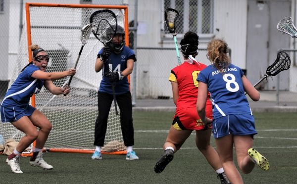 2019 U15/U18 National Lacrosse Tournament in Auckland