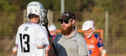 NZ mens lacrosse