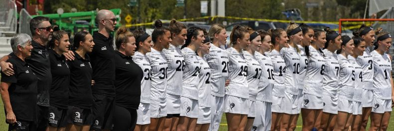 2019_NZ U19 lacrosse players